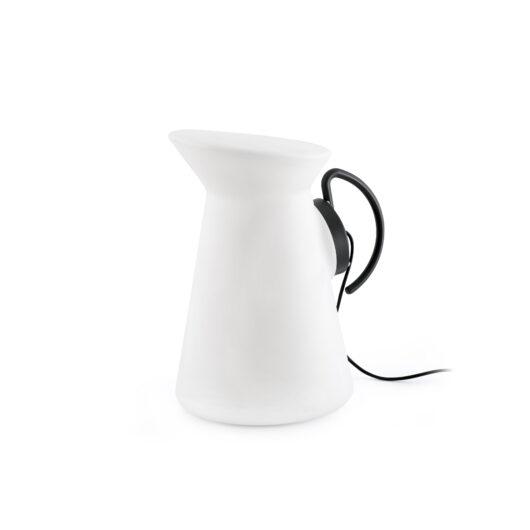 Jarrett Gri lampa portabila 1