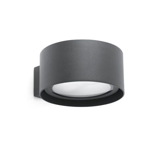 Quart Led Dark Gri Lampa de perete 1