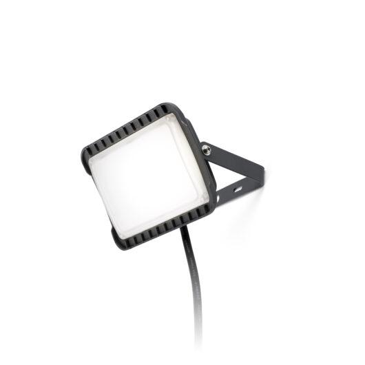 Flux Led Dark Gri Proiector Lamp  Led 10W 3000 1