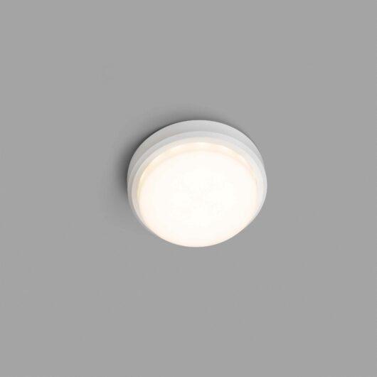 Tom Alb W/Lamp - Ceiling/Lamp 7W Led 3000K 1