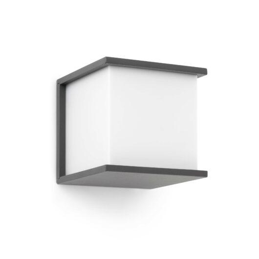 Kubick Dark Gri Lampa de perete 1 X E27 60W 1