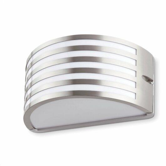 Fedon Matt Nickel Lampa de perete 1 X E27 60W 1