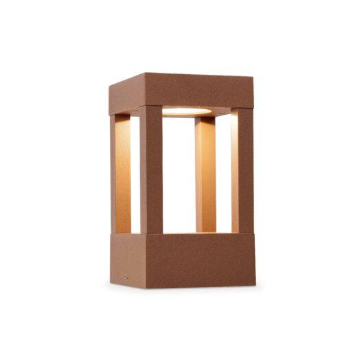 Agra Rust Lampa de perete 1 Led 5W 2850-3050K 1