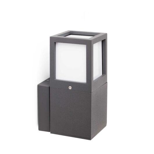 Onze Dark Gri Lampa de perete E27 20W 1