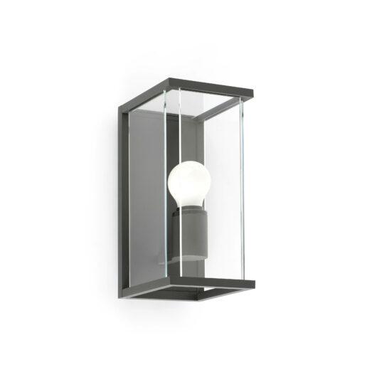 Nala Dark Gri Lampa de perete E27 1