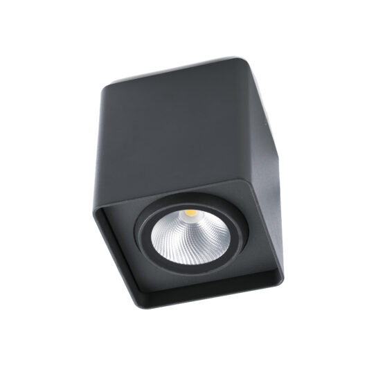 Tami Led Dark Gri plafoniera Cree Led 12W 3000K 1