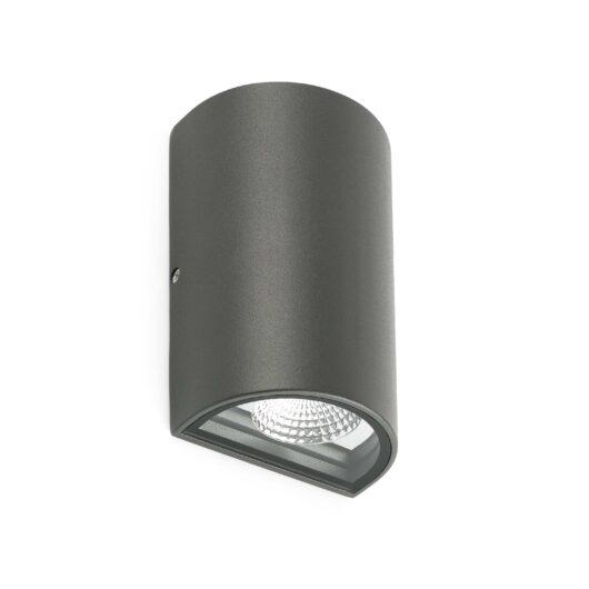 Lace Dark Gri Lampa de perete 2 Led 3W 4000K 1