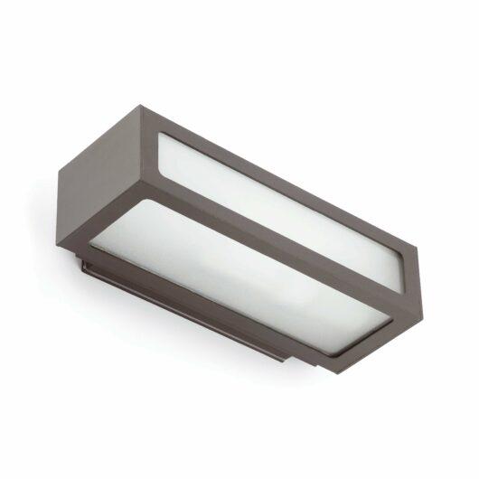 Natron Dark Gri Lampa de perete 1 X E27 100W 1