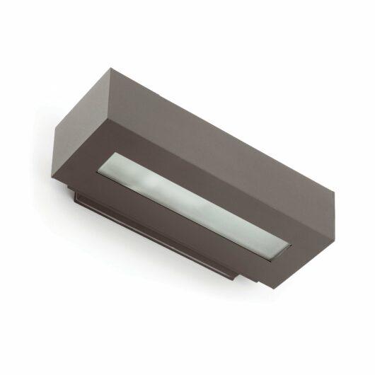 West-2 Dark Gri Lampa de perete E27 100W 1
