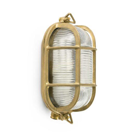 Cabo Brass Lampa de perete E27 20W 1