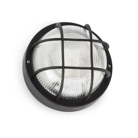 Rondo-B Alb Lampa de perete 1 X E27 60W 1