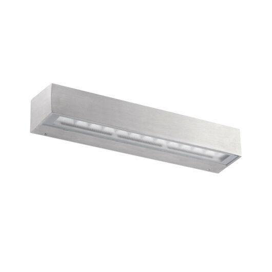 Tacana Polished Aluminium Lampa de perete 1