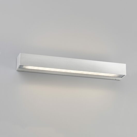 Tacos Polished Aluminium W/Lamp Led 30W 3000K 1