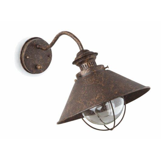 Nautica Rust Lampa de perete 1 X E27 11W 1