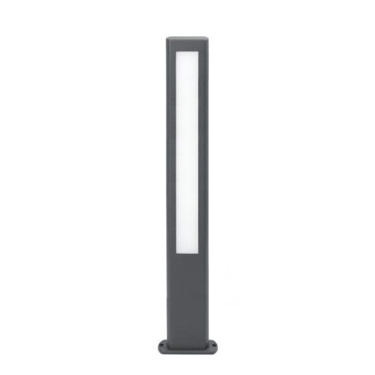 Nsia Led Dark Gri Beacon Lamp H80Cm 1