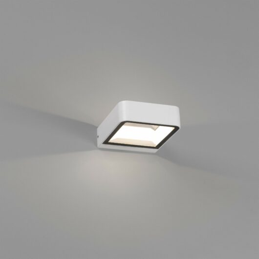 Axel Alb W/Lamp 6W Led 3000K 1