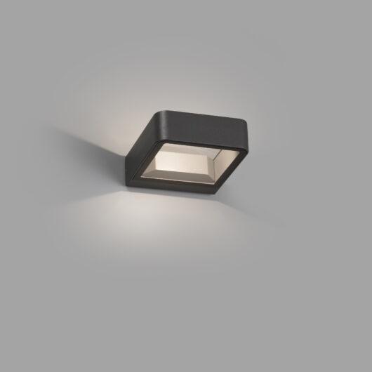Axel Dark Gri W/Lamp 5W Led 3000K 1
