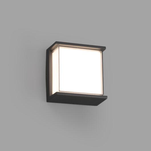 Hikari Dark Gri W/Lamp Led 10W 3000K 1