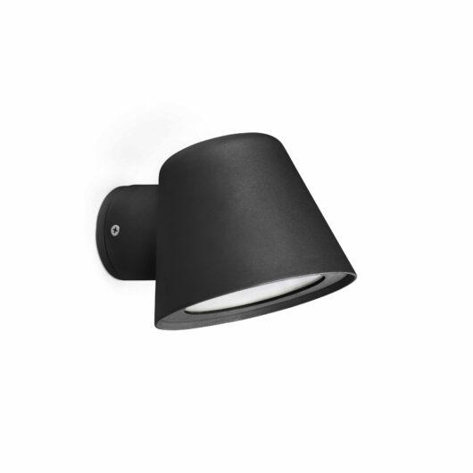 Gina Negru Alb Lamp 1L GU10 1