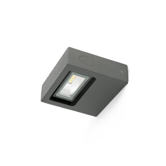 Taima Led Dark Gri Lampa de perete 1  Led 6W 3000K 3 1