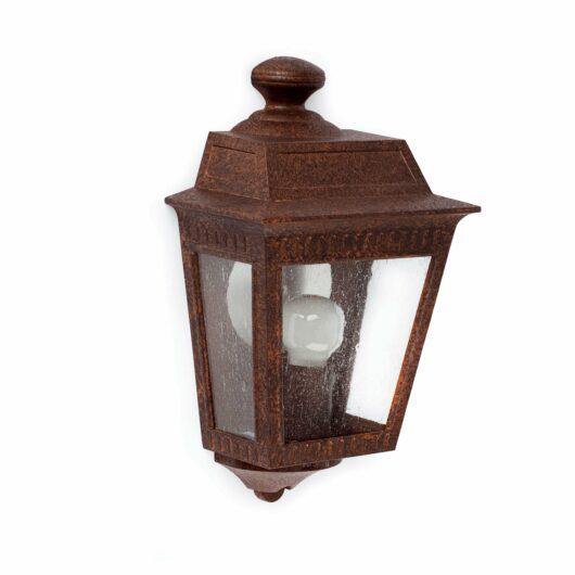 Argot 1/2 Rust Lampa de perete 1 X E27 100W 1