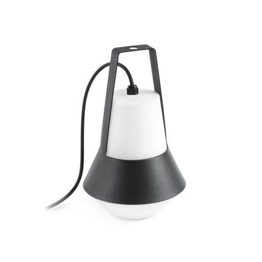 Cat Negru lampa portabila 1Xe27 20W 1