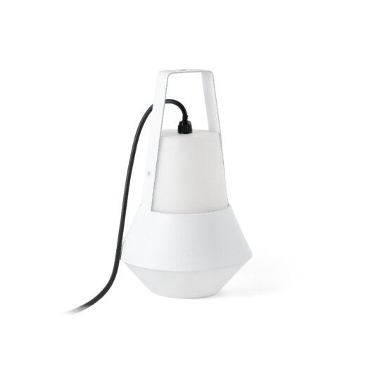 Cat Alb lampa portabila 1Xe27 20W 1