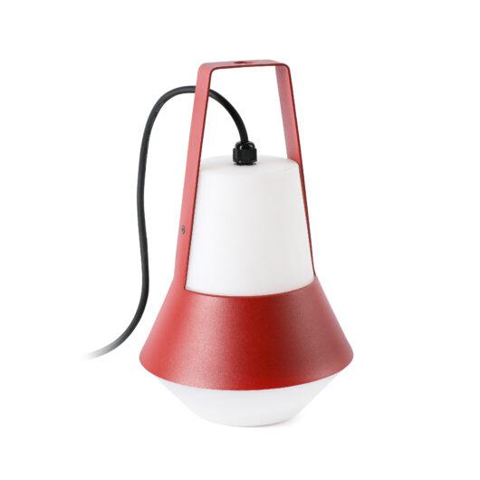 Cat Rosu lampa portabila 1Xe27 20W 1