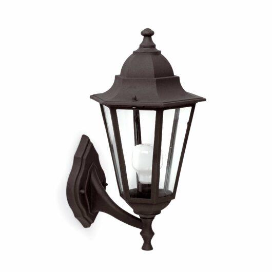 Paris Negru Lampa de perete 1 X E27 20W 1