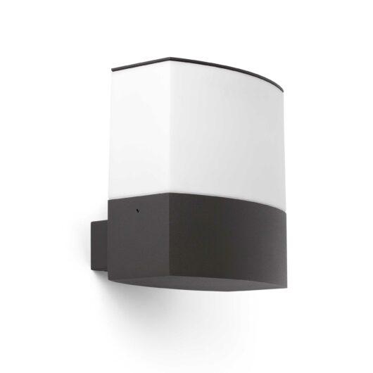 Datna Dark Gri Lampa de perete 1 X E27 20W 1