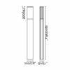 Datna Pole Lamp Pl 55W H2.50 Mts 3