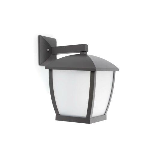 Wilma Dark Gri Lampa de perete 1 X E27 100W 1