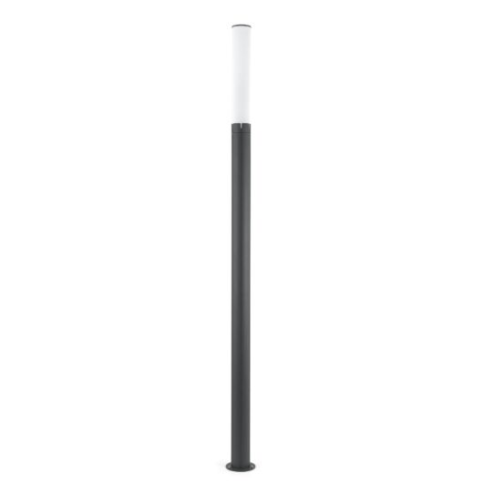 Tram Dark Gri Pole Lamp 1