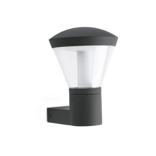 Shelby Led Dark Gri Lampa de perete  3014 Led 10W 30 1