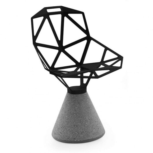 Scaun Magis Chair One Concrete 1
